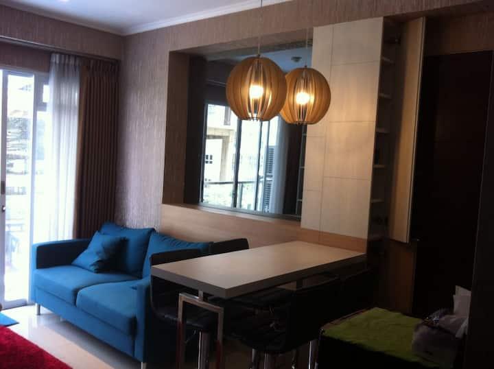 Gateway Pasteur Luxury Apartment (WI-FI)