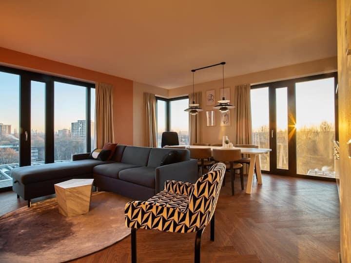 Two Bedroom XL apartment Cityden The Garden, 78 m2