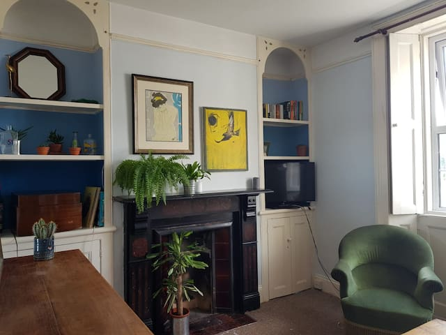 A charming flat in the centre of Kingsbridge