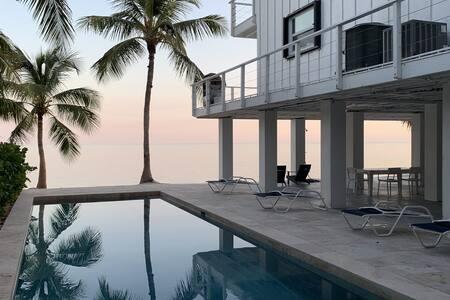 Leila's Beach House in Islamorada, FL