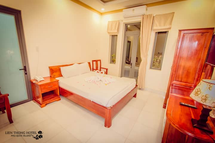 LIENTHONG HOTEL (DELUXE 2PAX/ROOM 1BED)