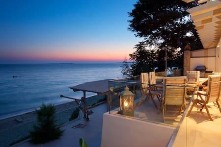 Kefalonian Infinity Beach House