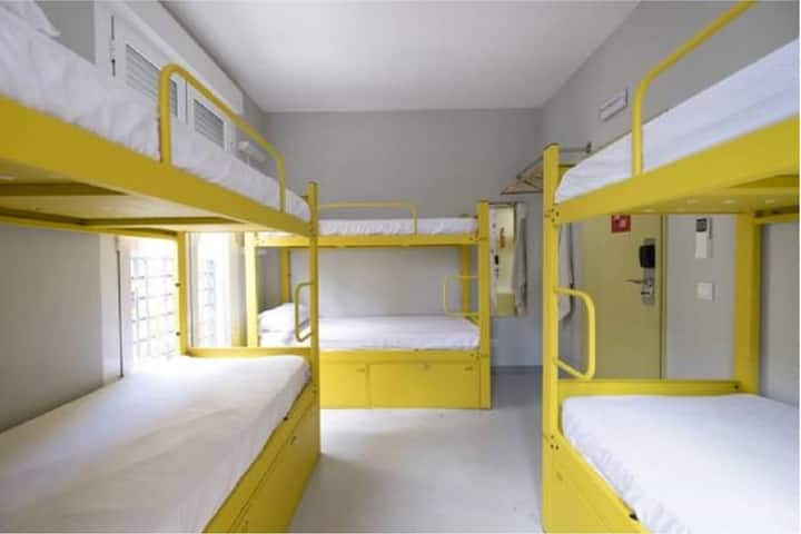 The Hipstel Parallel Hostel BED IN DORM 10