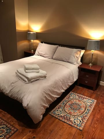 Master Bedroom - Double Bed