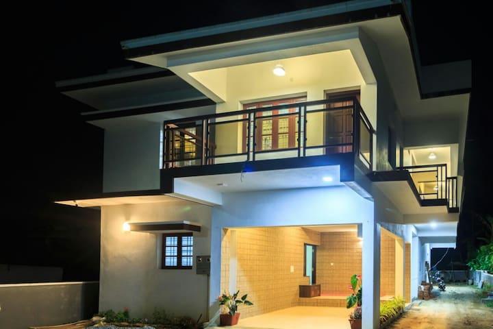3BHK Villa/Homestay - Karkera Comforts