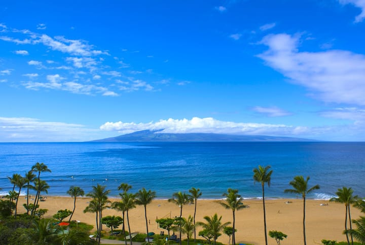 Marriott's Maui Ocean Club 2 BR Oceanfront Villa