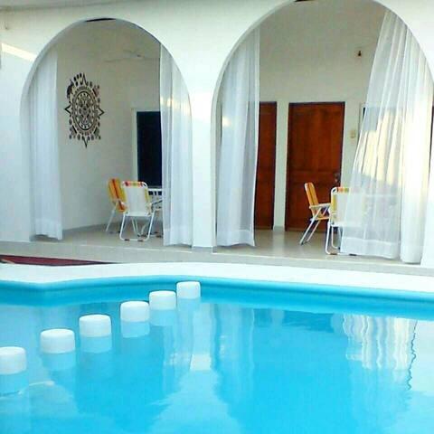 Habitación Wendy Pie de la cuesta4 - Acapulco - Villa