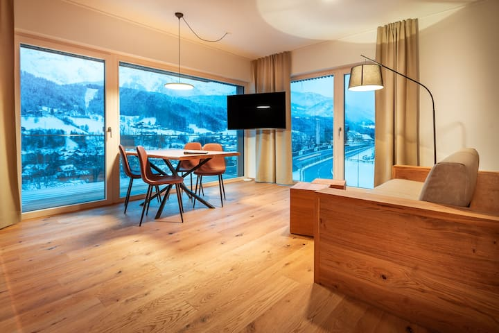 Chalets Coburg ONE Apartment Schladming
