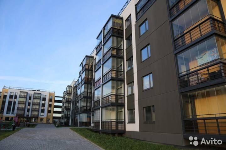 Элитное жилье для требовательных путешественников - Petrosawodsk - Wohnung