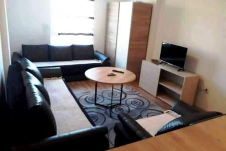 One-room apartment with new stuff, 5km/City Center