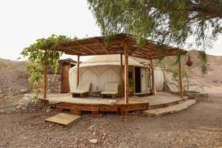 "Eilat Williams house  "" Yurt"" - Eilat"