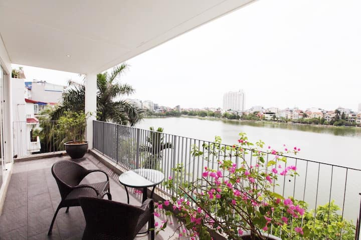 Lake panorama - 2bedrooms apartment