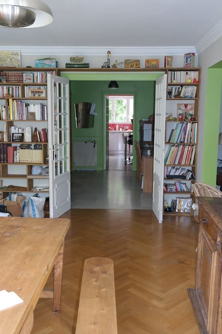 appartement traversant