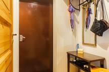 Cozy, quiet one bedroom apartment