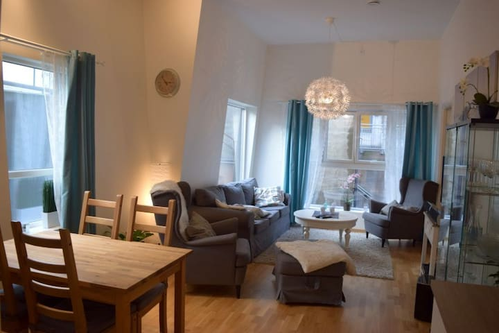 Spacious apartment in a good location - Bergen - Appartamento
