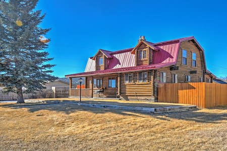 NEW! 'Red Roof Retreat' 4BR Home Near Bryce Canyon - Panguitch