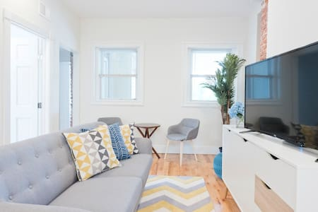 Charming 3BR in Allston - Boston - Appartement