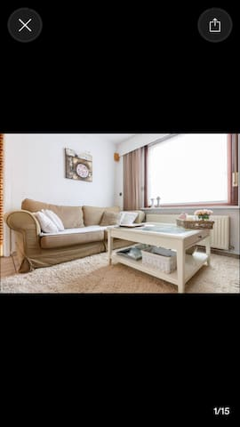 Gezellig huisje nabij Antwerpen en Tomorrow land