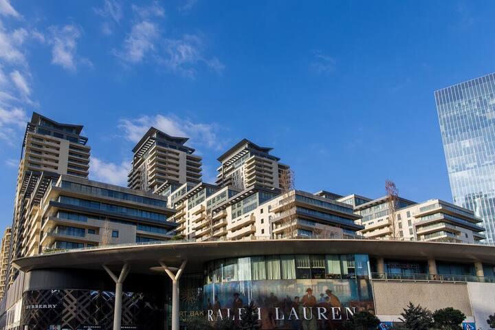 Port Baku Residence - 914 luxury apartment