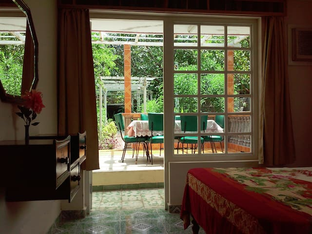★Paradise surrounded by nature★Divine food★Terrace - Baracoa - Huis