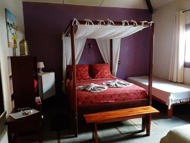 Casa Mangarosa: suite Jambo