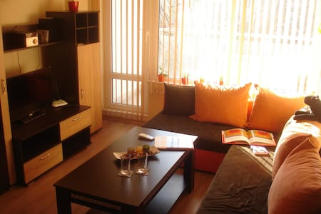 modern nest in the savannah :) for 1 or 2 ! - Plovdiv - Huoneisto