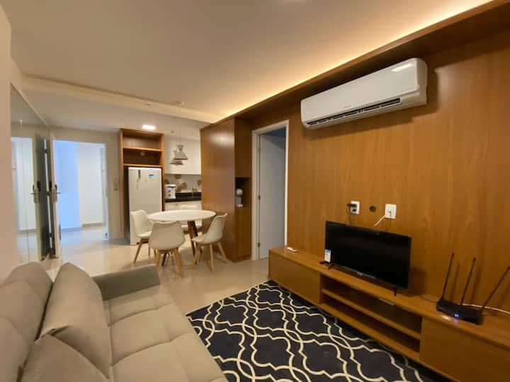 Beach Class Hotels & Residence -Boa Viagem- Flat A