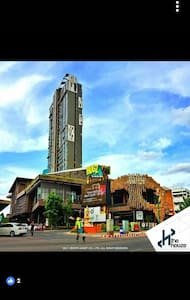 Condo for rent in downtown, Khonkean