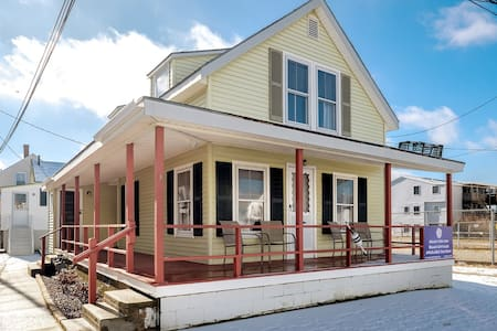 Hampton Beach Cottage Just Steps from the Ocean! - Hampton - Talo