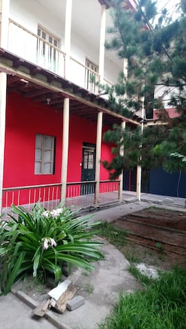 Old House  Backpackers en Latacunga Cotopaxi B & B