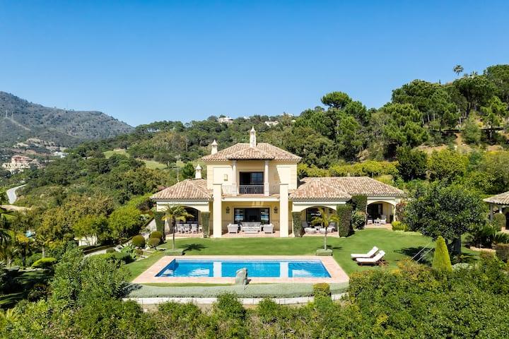 Villa Birdie - Marbella