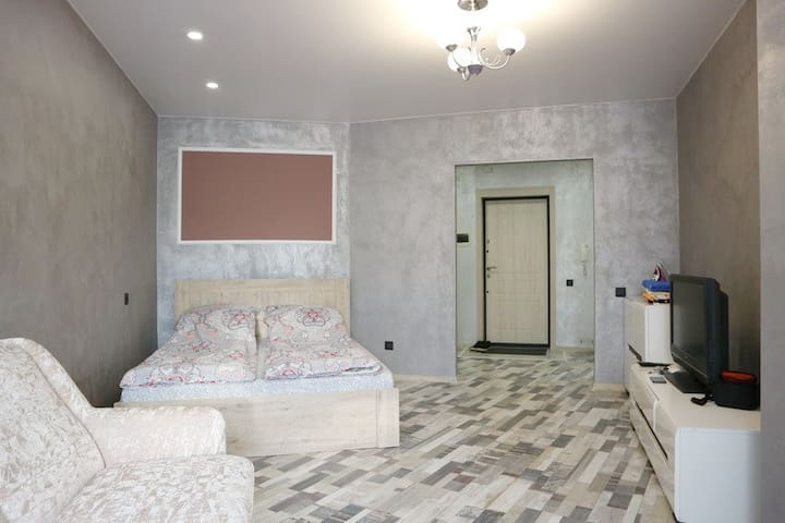 Квартира с отличным видом на сутки Брест