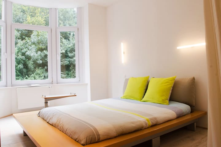 Trendy Central Apartment Brussels️/Forest