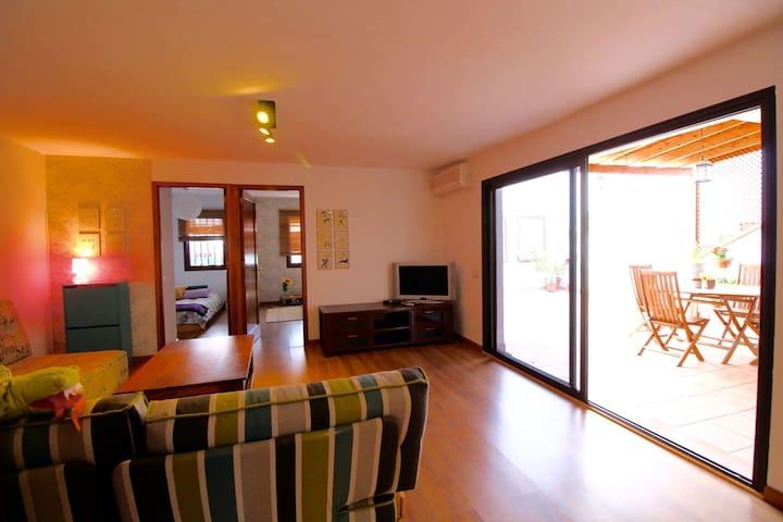 Bonita casa para descansar y relajarse - Telde - Leilighet