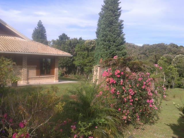 Aconchegante Casa em Rancho Queimado