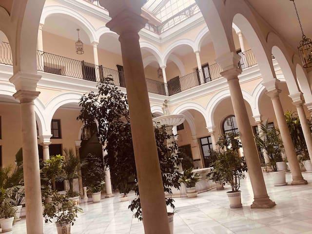 PISO PALACETE SEVILLA CENTRO