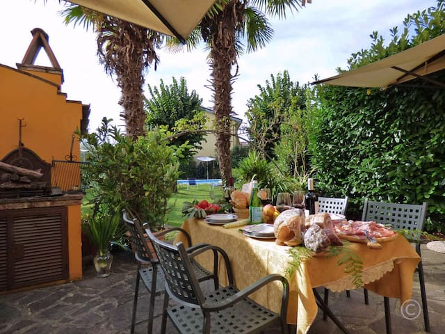Roli - Private pool, close to Lucca. WiFi. - Lucca - Appartement