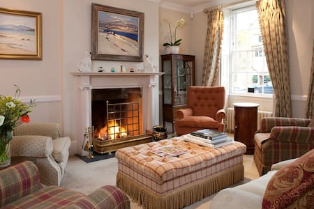 Seymour House  B&B - Long Room - Chipping Campden - Bed & Breakfast