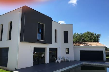 Venez profitez de ma villa. Idéal famille - La Salvetat-Saint-Gilles - Rumah