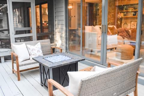 Luxury Deluxe Villa in Beautiful Callaway Gardens!