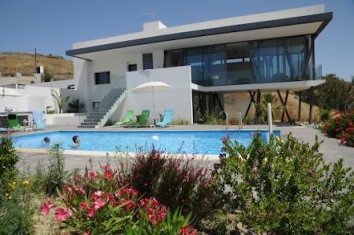 Exclusive Contemporary Villa Cyprus