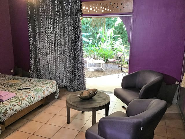 Lovez-vous dans un nid douillet à Papeete
