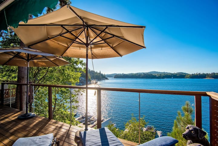 Best Views On The Lake /Dock/Sky Park/4BD/3BA