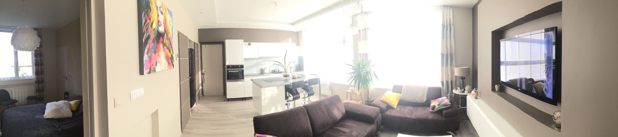New and functional apartment - Arras - Wohnung