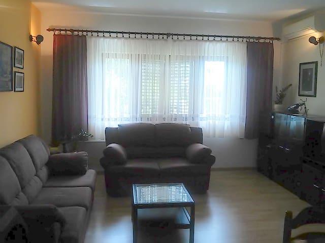 Apartments Sokolic 2 - App 2+2 /ground floor/ - Novi Vinodolski - Lejlighed