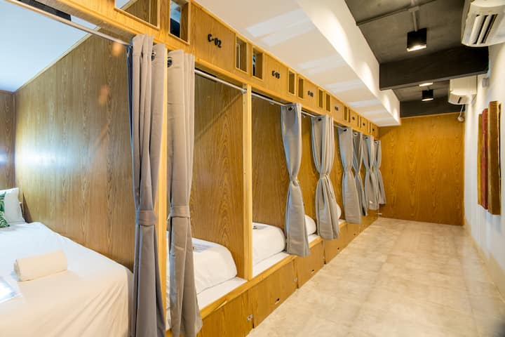 Cabin Single Bed A