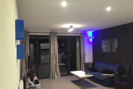 Appartement moderne vue Mont-Blanc - Mercury - 公寓