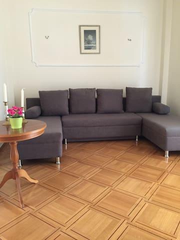 Apartment in Athens 5 min to Metro. - Dafni - Daire