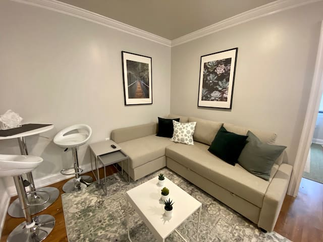 Serene 1 BR 20 mins to Times Square!