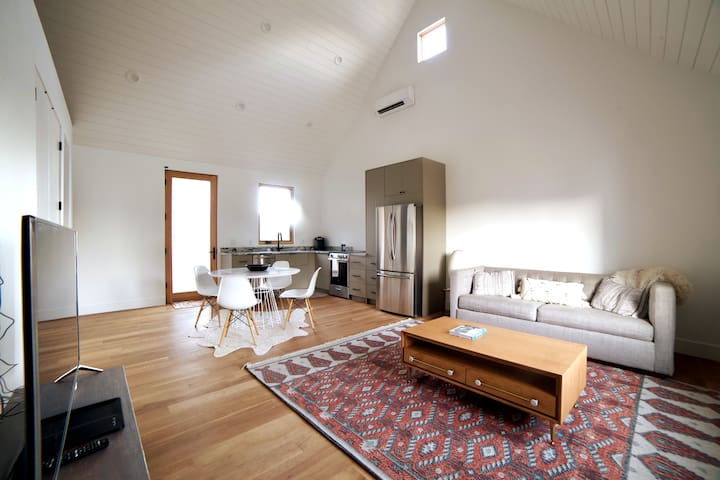 Scandinavian Modern Farmhouse - Executive Rental